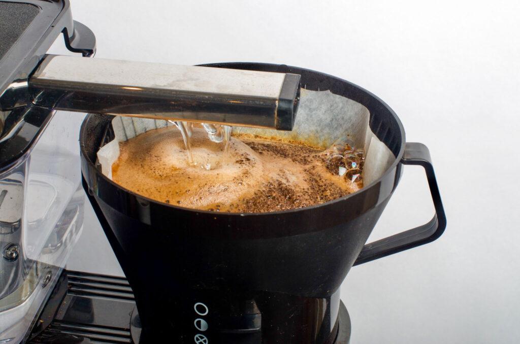 Kaffebrygning moccamaster